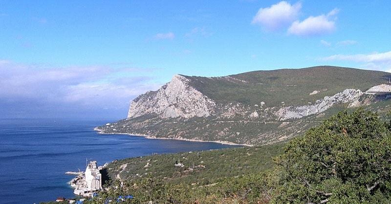 Гора Куш-Кая