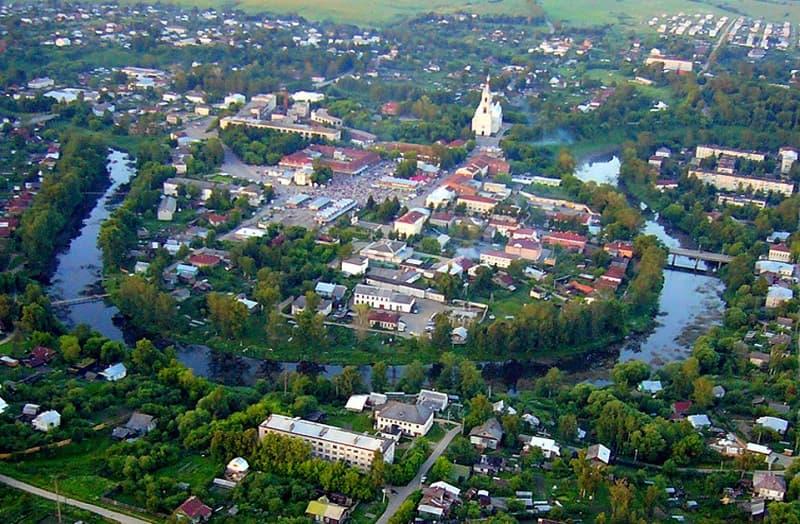 Город Кашин