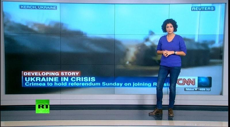 Западные СМИ о Крыме