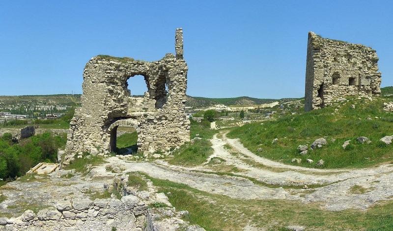 Крепость Инкерман