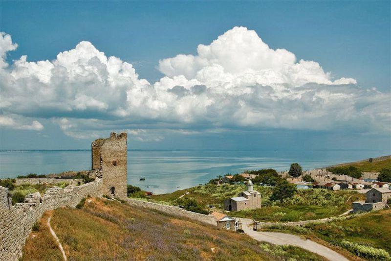 Крепость Каффа