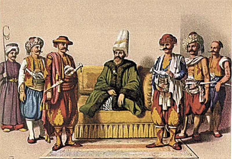 Крымский Хан Гирей