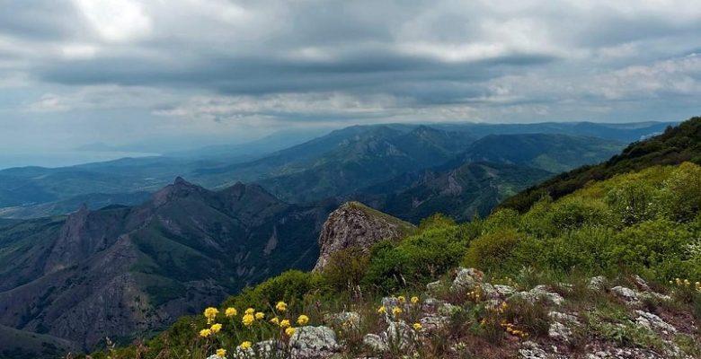 фото крыма горы