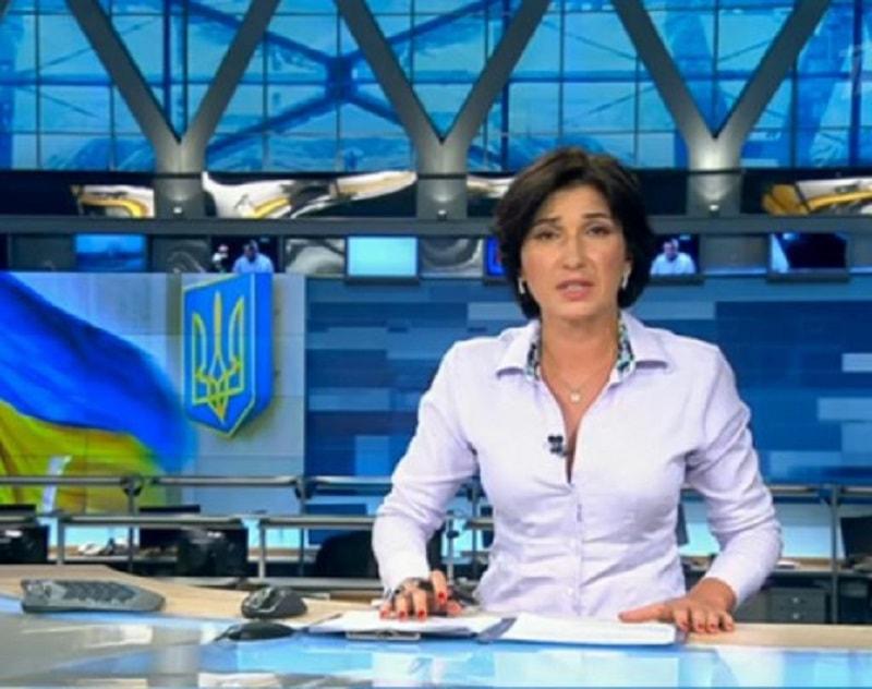 Освещение новостей на российском тв