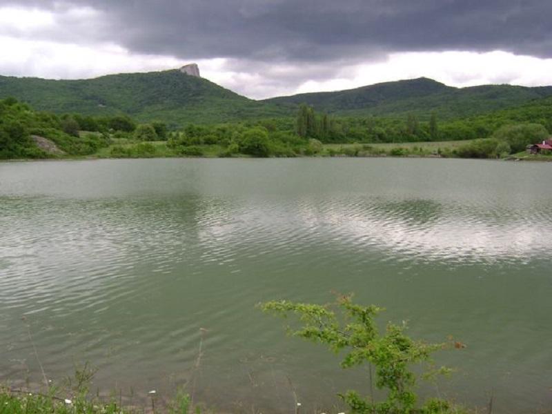 Озеро Кокташ