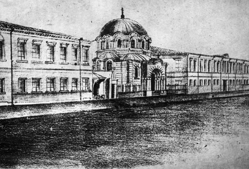 Первая гимназия Симферополя