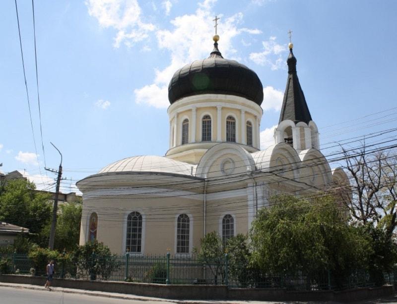 Петропавловский собор. Симферополь