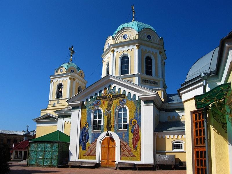 Свято-Троицкий монастырь в Симферополе