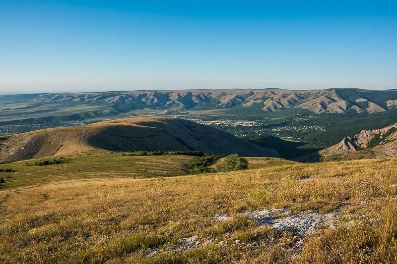 Северо-восточные склоны Чатырдага