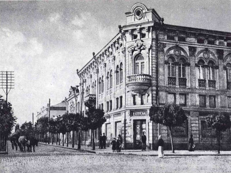 Улицы старого Симферополя