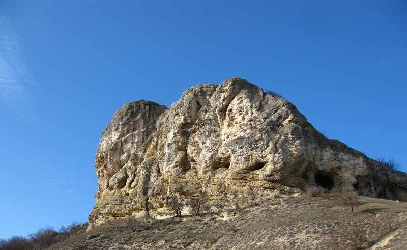 У горы Кайнаут