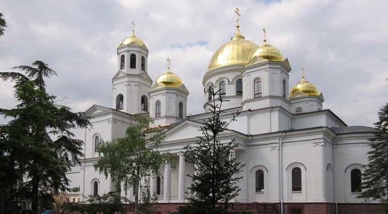 Храм Александра Невского. Симферополь