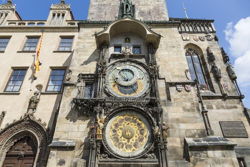 Часы Орлой