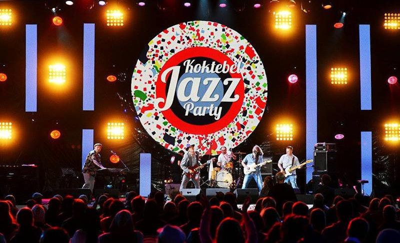 Джаз фестиваль в Коктебеле