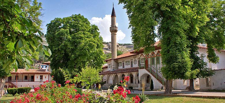 Розы ханского дворца
