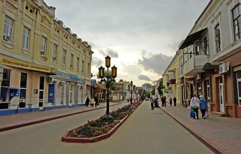 Феодосийские улочки