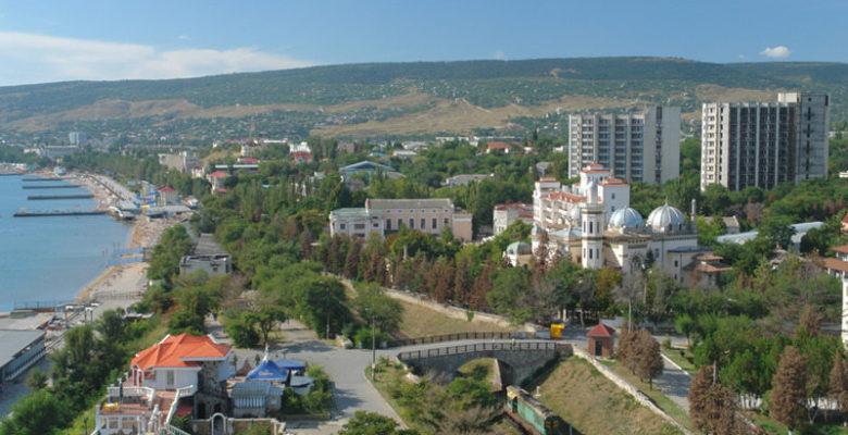 Феодосия. Фото города