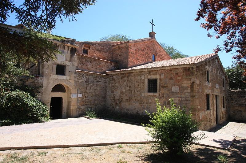 Церковь Св. Сергия. Феодосия.