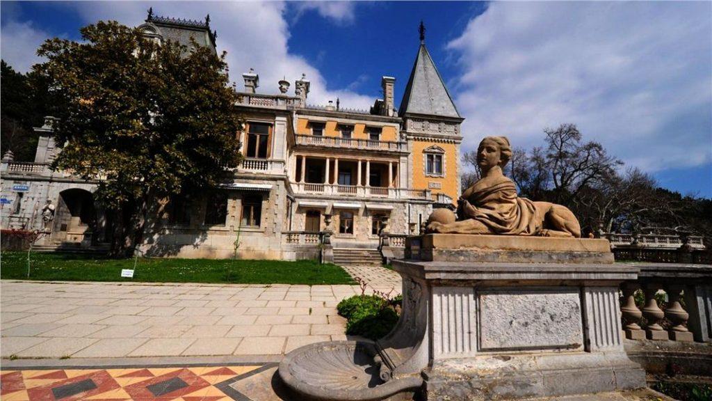 Массандровский и Ливадийский дворцы