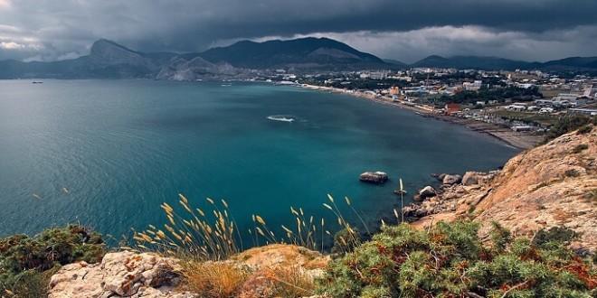 Берега Крыма отдых