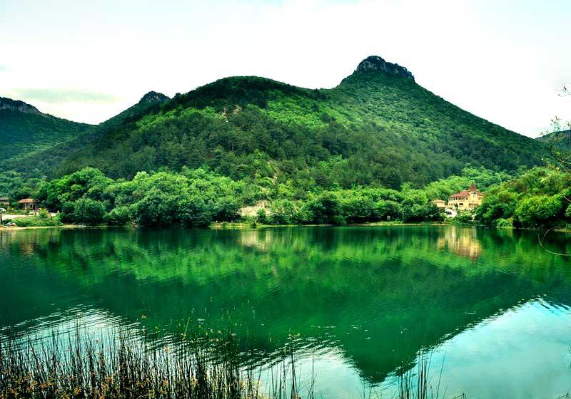 Могабинские озера