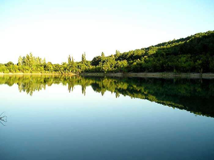 Озеро Магоби