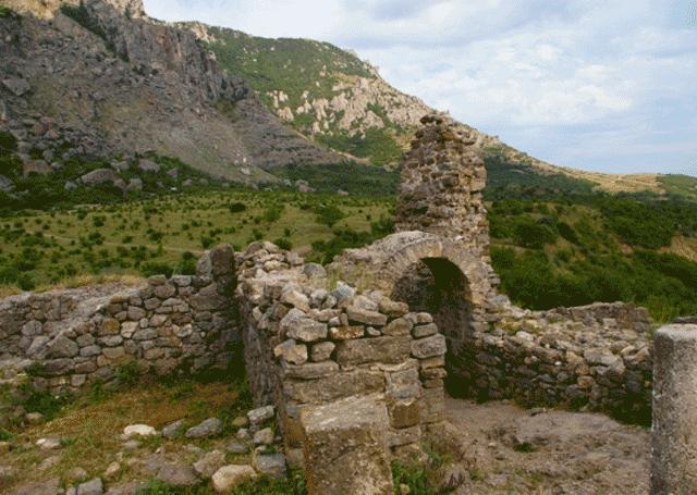 крепость фулла