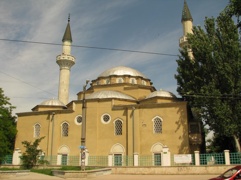 Мечеть Муфтий Джами