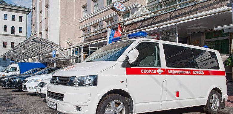 как вызвать скорую помощь в Крыму