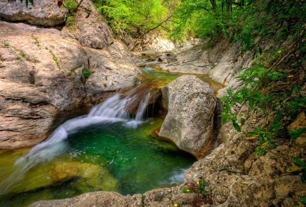 Омолаживающие воды Старого Крыма