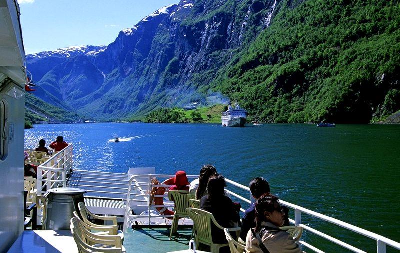 Норвегия - Экскурсии